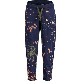 Maloja MehlbeerenM. Sweat Pants Women, night sky mille fleur